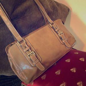 Handbags - Brown satchel purse